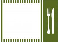 Tischset_Besteck