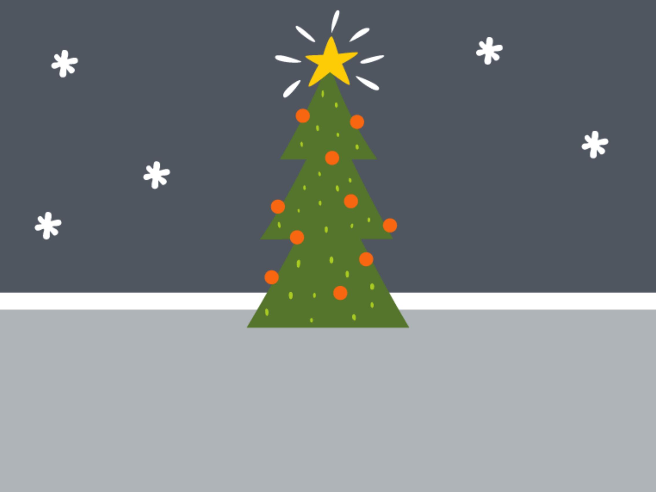 Christmas tree 999-1818