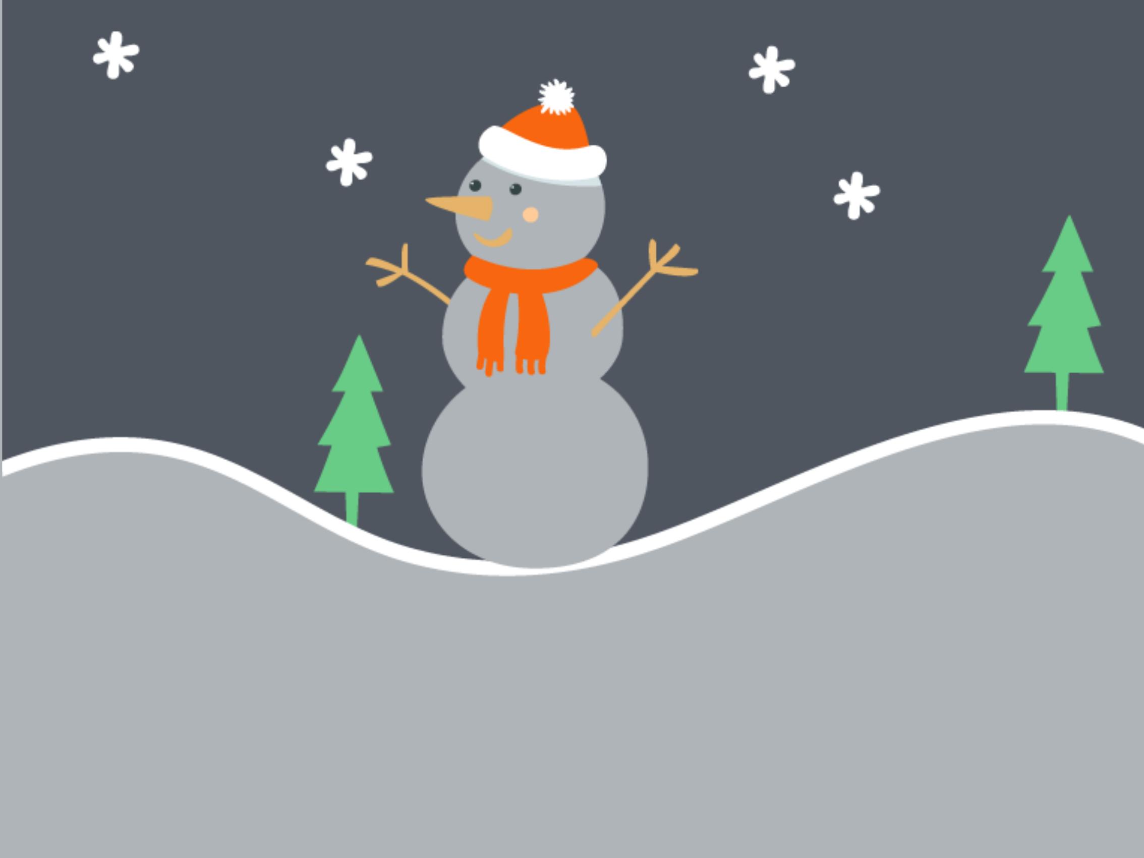 Snowman 999-1819