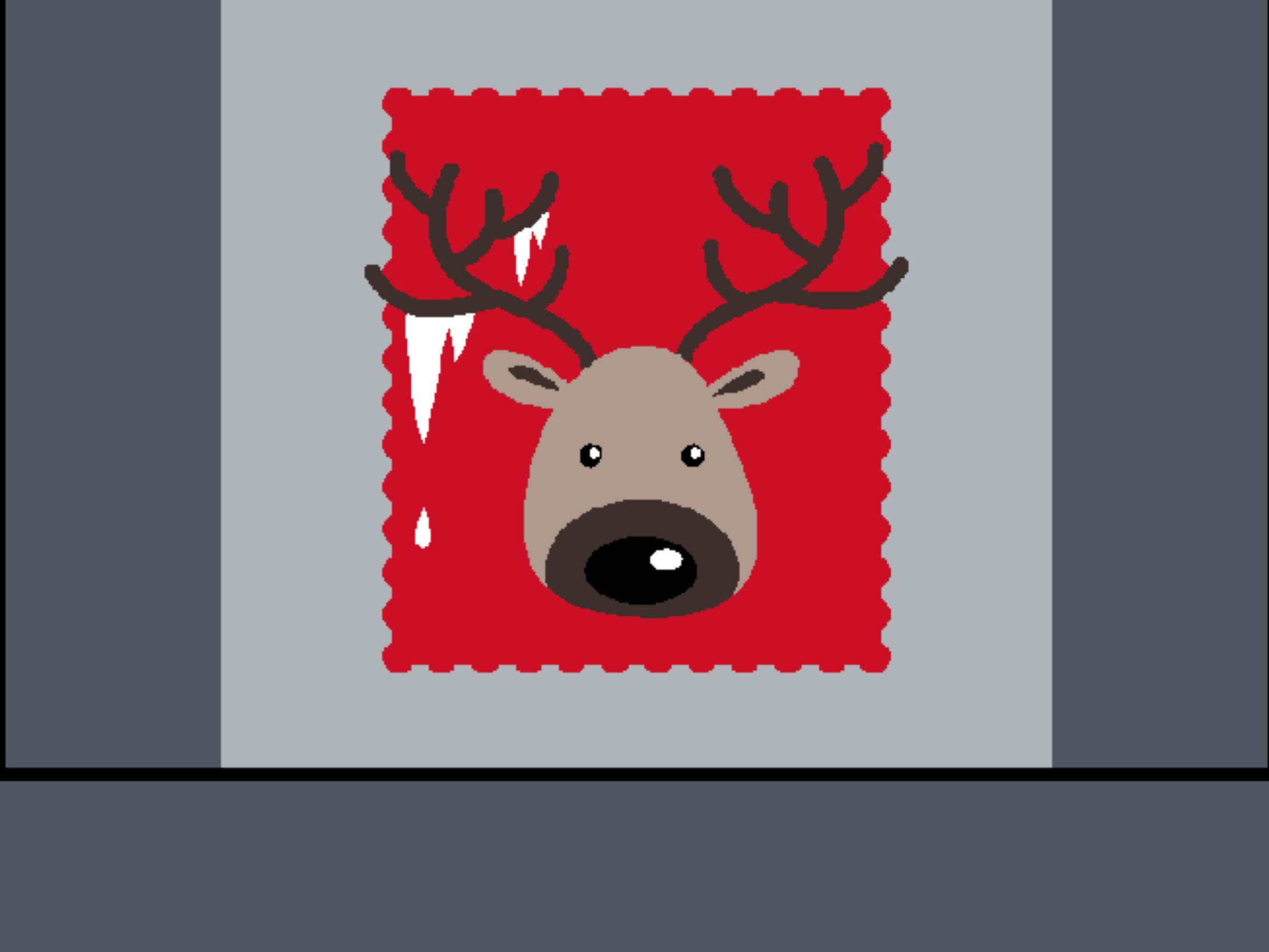 Reindeer 10710-060045