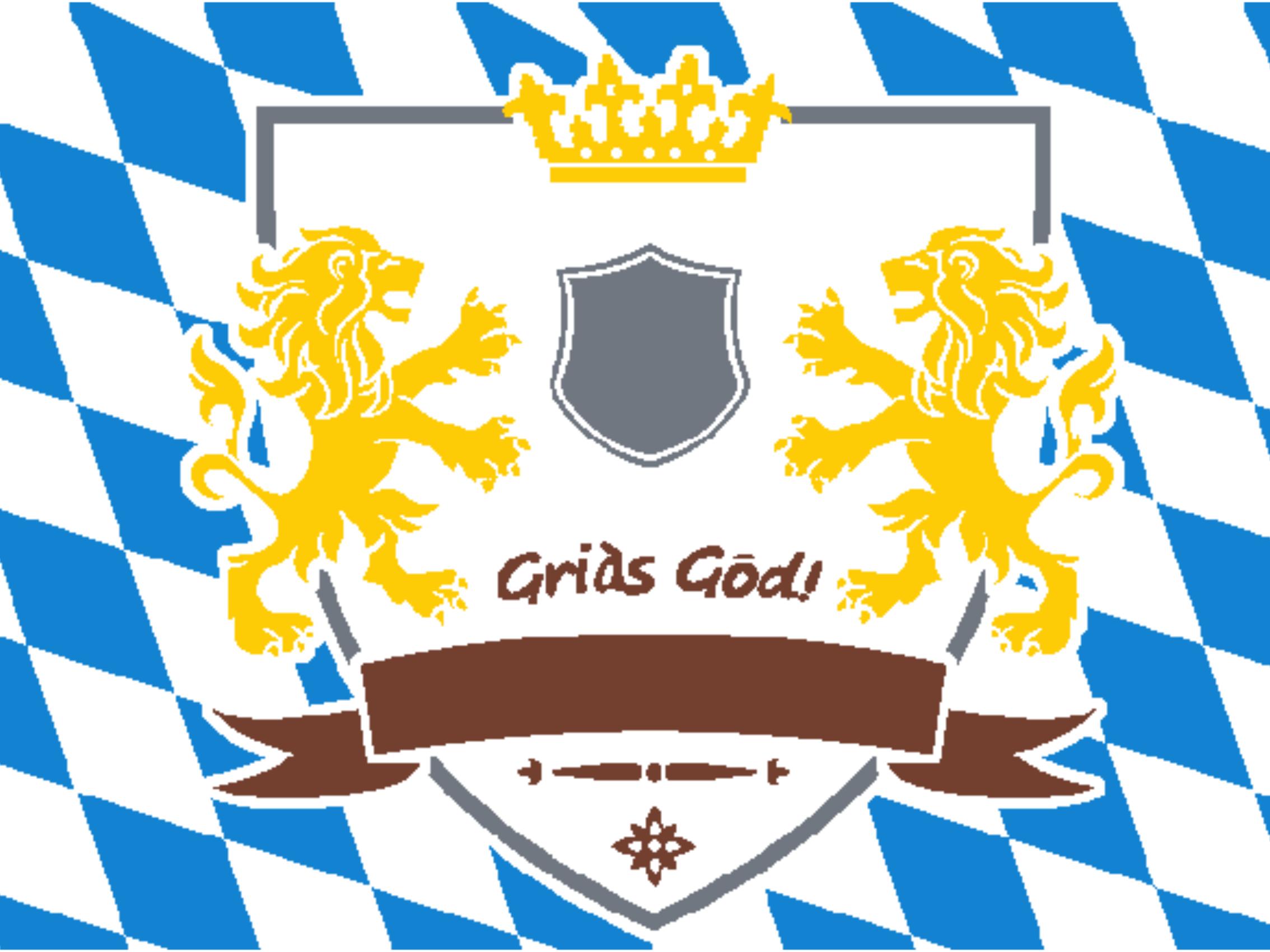 """Doormat """"grias God"""" 999-k-1485"""