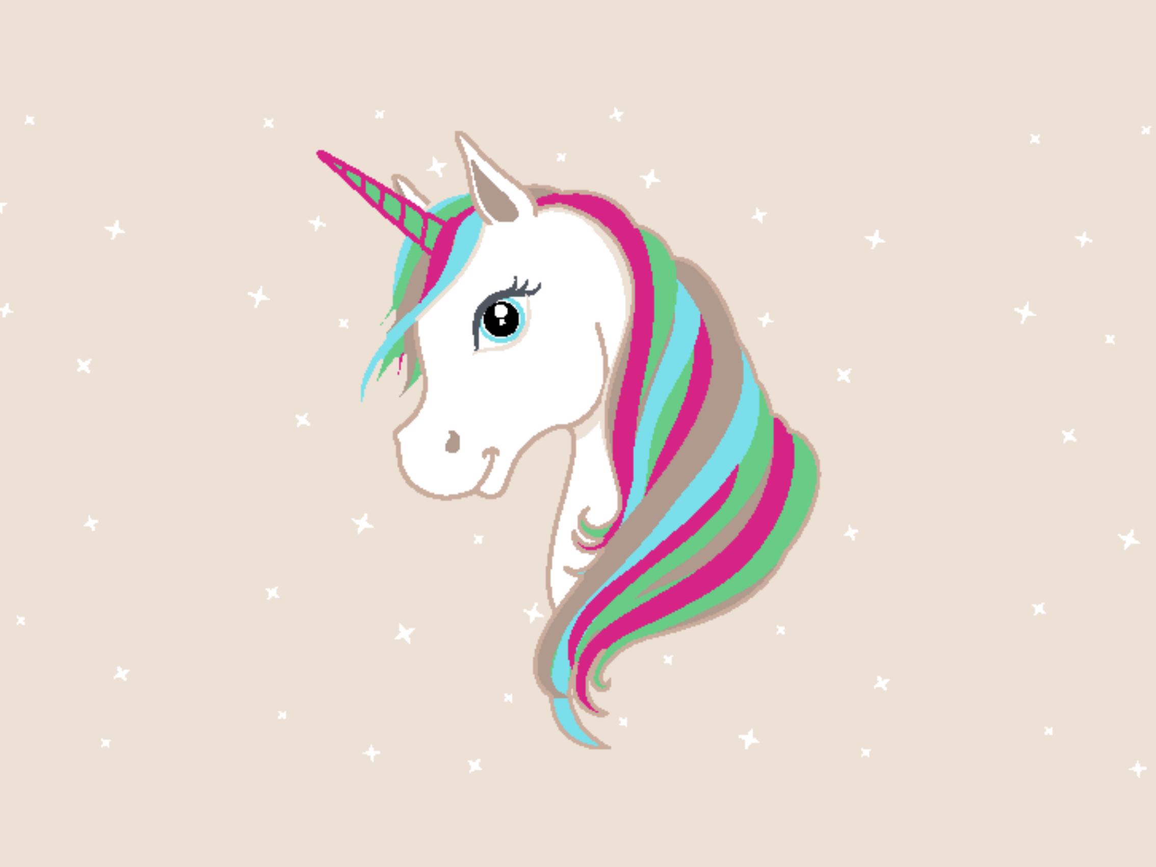 Doormat Unicorn pastel 999-k103