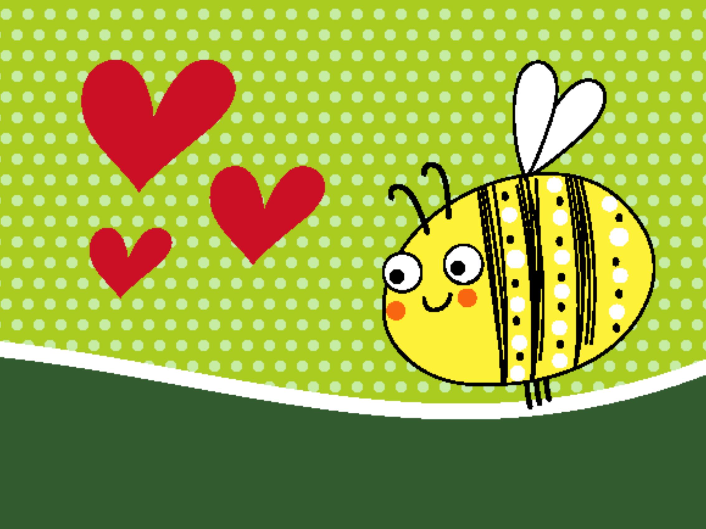 Doormat Bee Happy 999-1745
