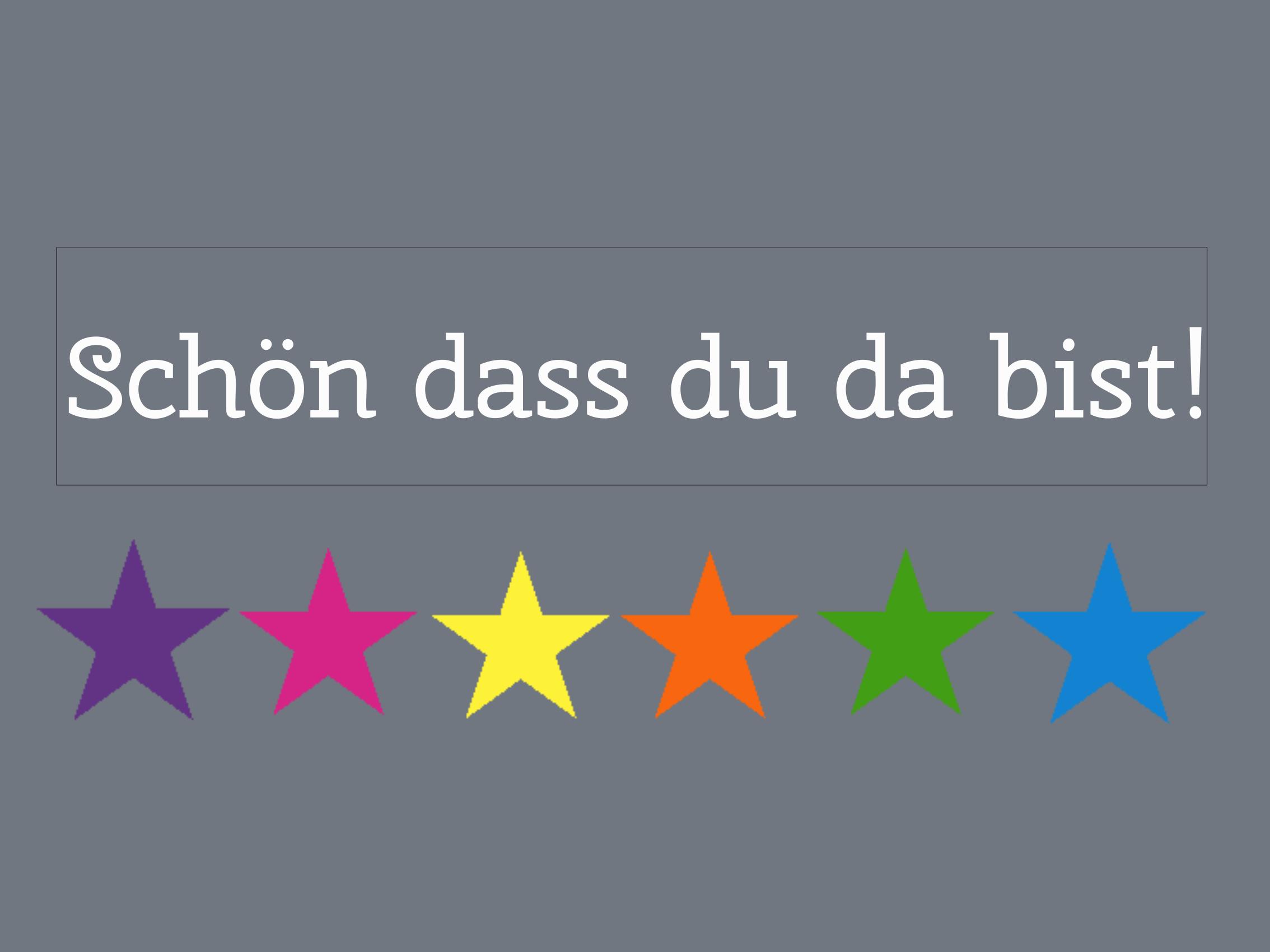 """Doormat """"Schön, dass du da bist"""" PM-96486-1576"""