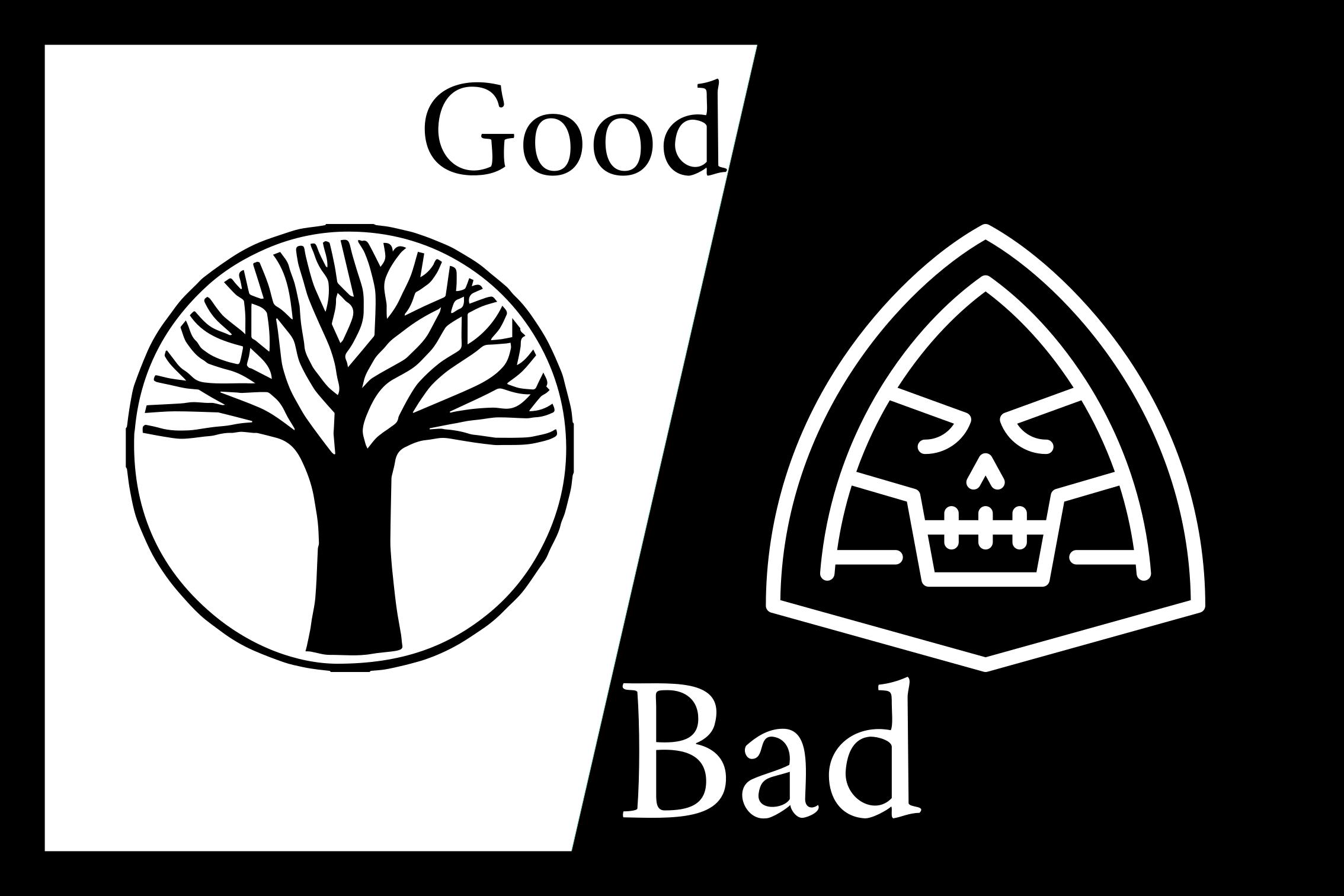 Design Good & Bad